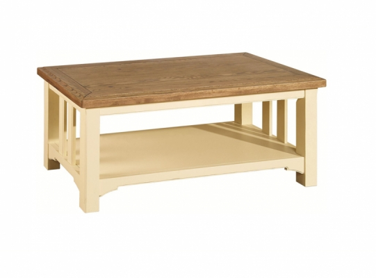 Bloomsbury Cream Coffee Table