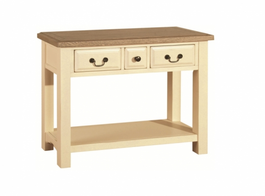 Bloomsbury Cream Console Table