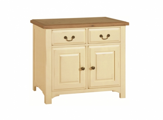 Bloomsbury Cream Small Sideboard