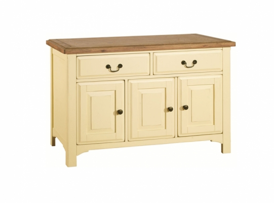 Bloomsbury Cream Large Sideboard
