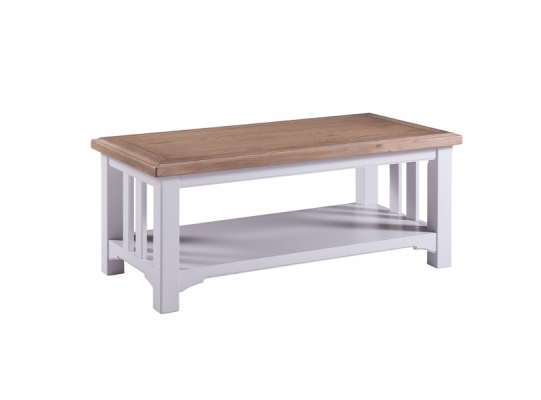 Bloomsbury Grey Coffee Table