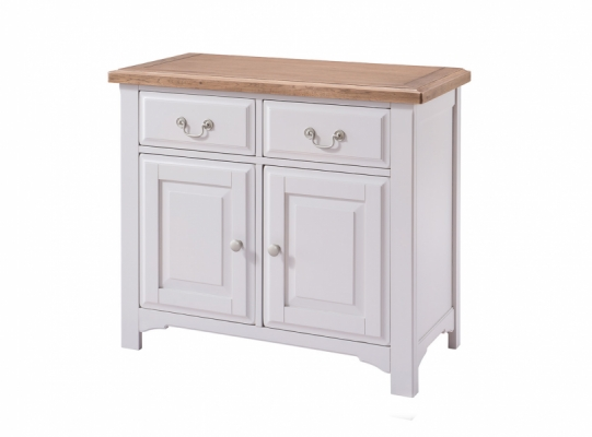 Bloomsbury Grey Small Sideboard