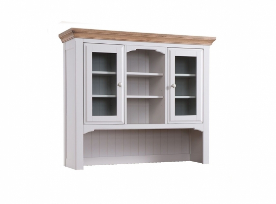 Bloomsbury Grey Sideboard Open Top
