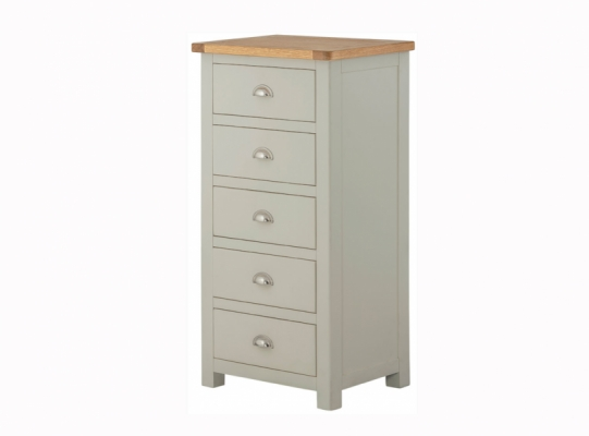 Suffolk Stone 5 Chest of Drawers