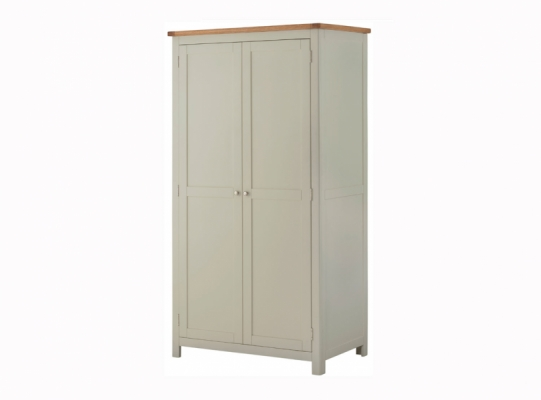Suffolk Stone Full Hang Wardrobe