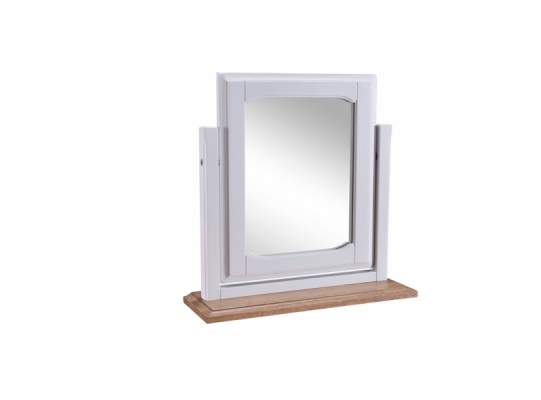 Bloomsbury Grey Swivel Mirror