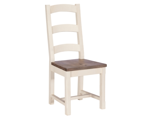 Wychwood Wooden Seat Dining Chair