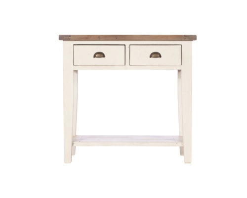 Wychwood 2 Drawer Hall Table