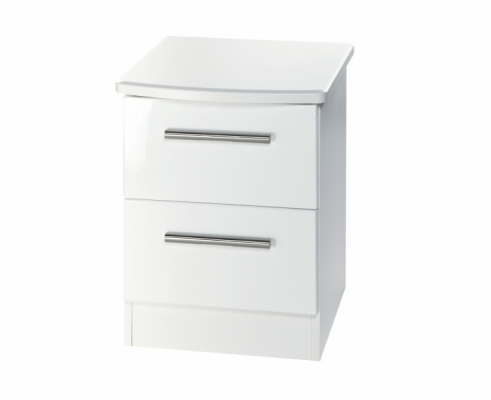 Knightsbridge 2 Drawer Locker