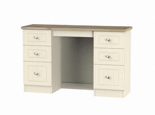 Vienna Kneehole Dressing Table