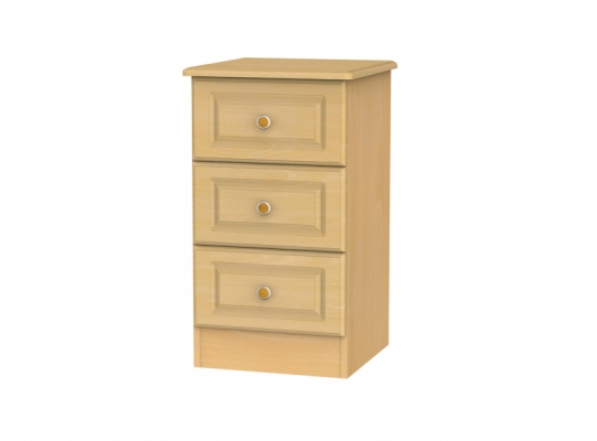 Pembroke 3 Drawer Locker