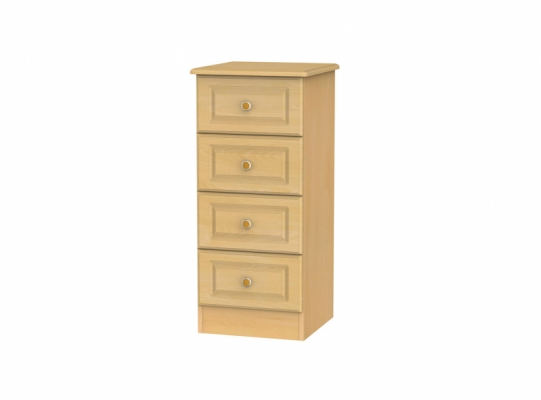 Pembroke 4 Drawer Locker