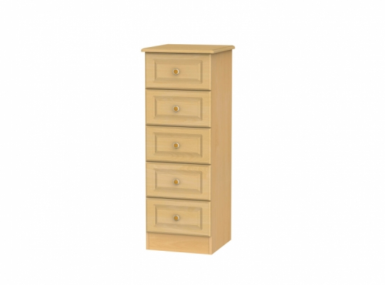 Pembroke 5 Drawer Locker