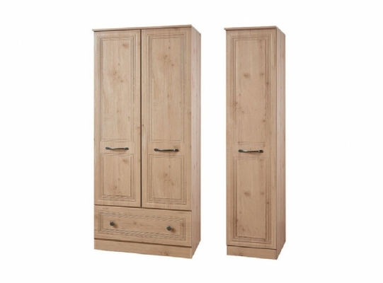 Oyster Bay Triple Drawer Wardrobe