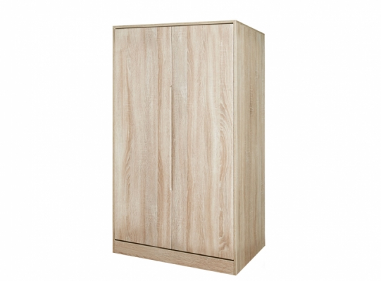 Monaco 2ft6in Plain Midi Wardrobe