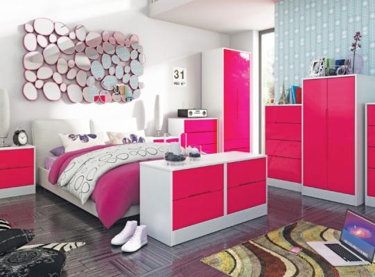 694-Monaco-Pink-Gloss-&-White-R.jpg Thumb image