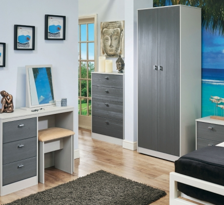 Dubai 3 Drawer Locker