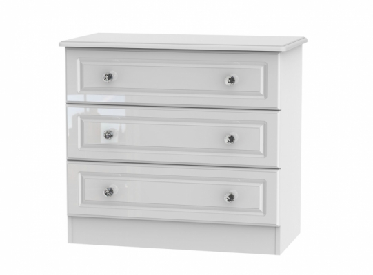 Balmoral 3 Drawer Chest
