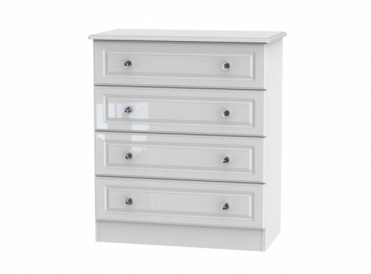 Balmoral 4 Drawer Chest