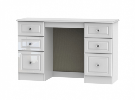Balmoral 6 Drawer Kneehole