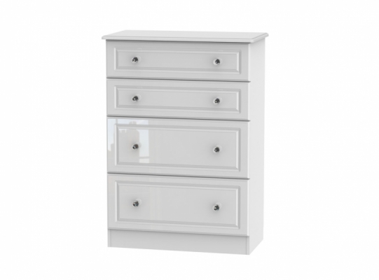 Balmoral 4 Drawer Deep Chest
