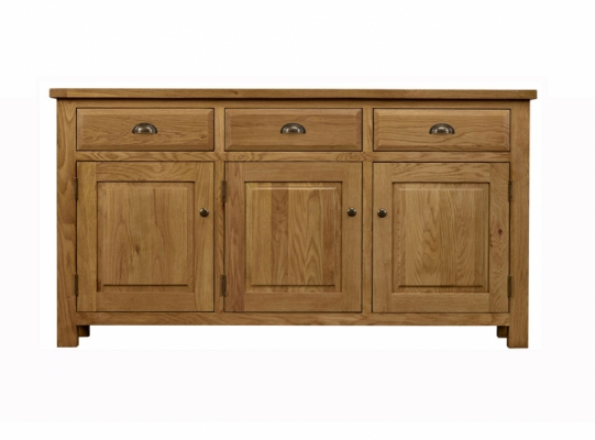 Sierra 3 Door Sideboard