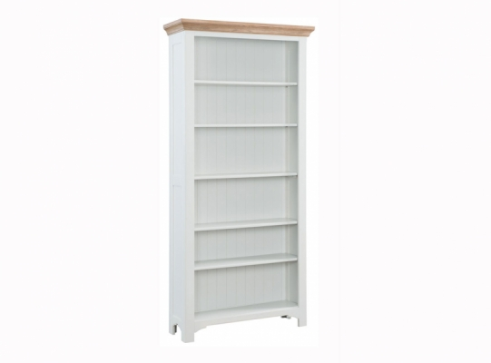 Bloomsbury Grey Bookcase