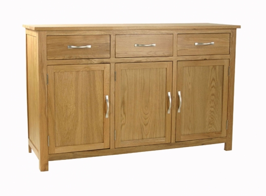 Orlando 3 Door 3 Drawer Sideboard