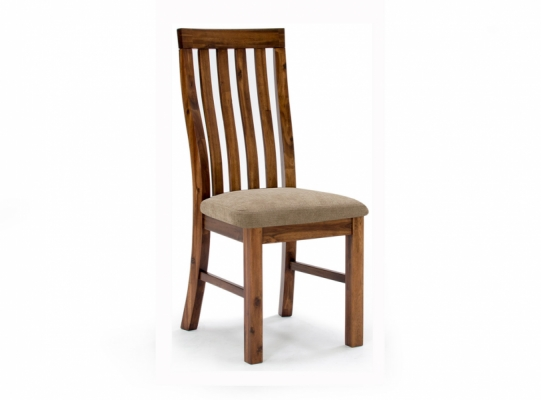 Everest Slatted Back Dining Chair x 2