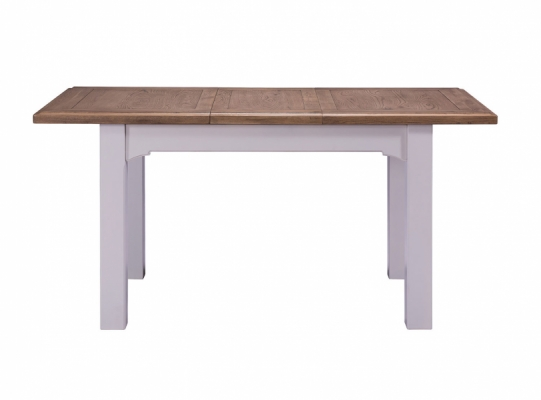 Bloomsbury Grey Large Ext. Dining Table