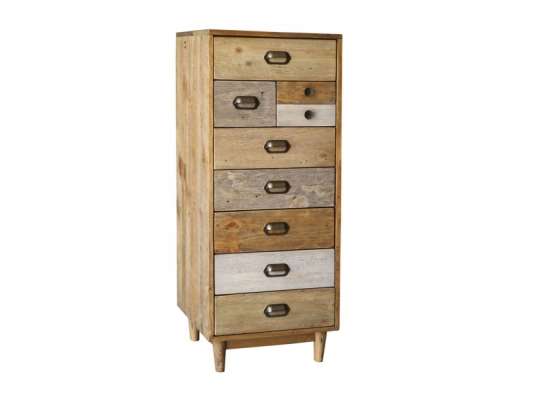Lakeside Tall Wellington Chest
