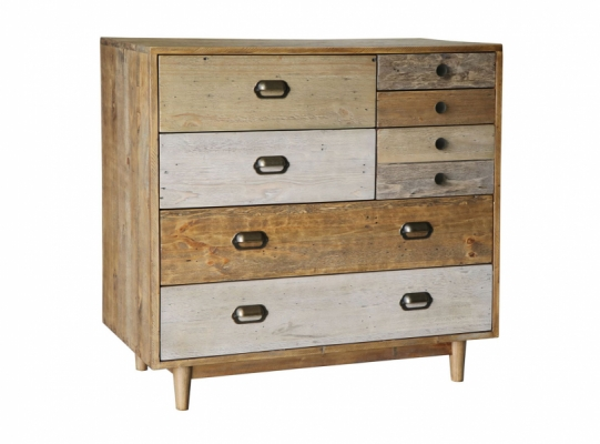 Lakeside 7 Drawer Chest