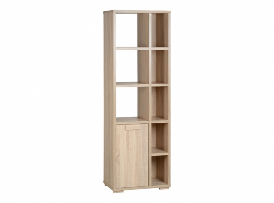 Harrow 1 Door 5 Shelf Unit