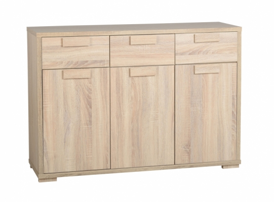 Harrow 3 Door 3 Drawer Sideboard