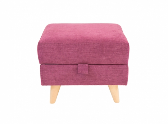 Monaco Storage Footstool