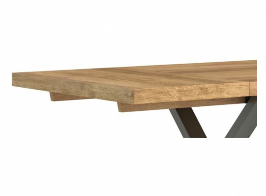 Franklin Dining Table Ext Leaf